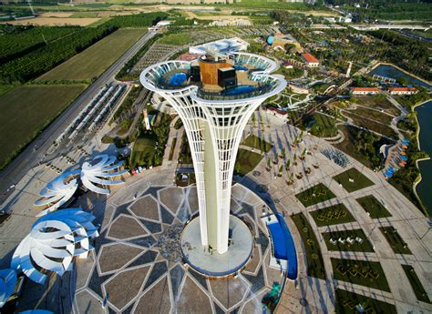 expo  antalya observation tower nita architects