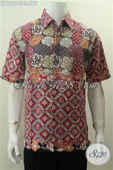 Dress Cocok Buat Ke Kantor jual kemeja batik modern buat pria masa kini hem