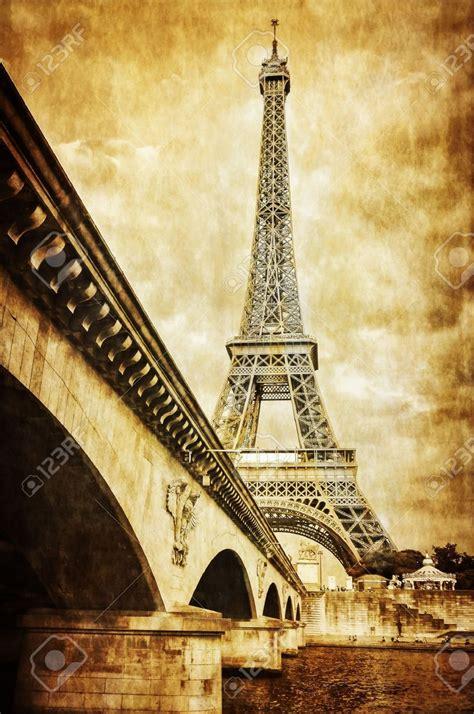 imagenes retro de la torre eiffel imagenes retro qygjxz