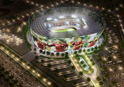 2022 fifa world cup qatar 2022 fifa world cup artist s impressions of