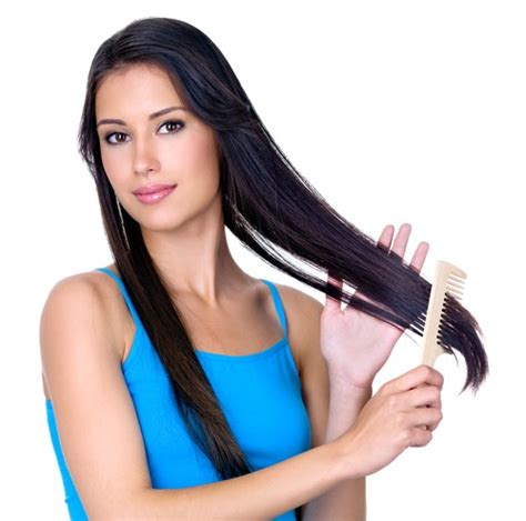 dht controlled by what you eat you bet find out how to brunette woman brushing hair