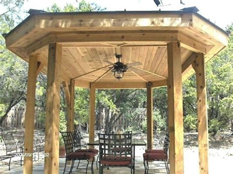 outdoor in ceiling fan for gazebo 25 ideas of outdoor ceiling fan for gazebo
