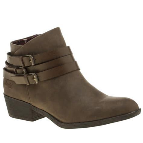 womens brown blowfish sans boots schuh