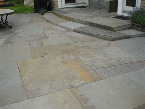 Laid Bluestone Patio by 17 Best Images About Paver Patios Patios Paver And
