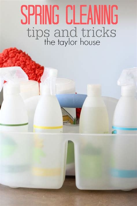 Spring Cleaning Tips And Tricks | 17 best images about spring cleaning inspiration on