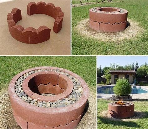 simple backyard pit ideas uk obsidiansmaze