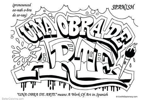 graffiti coloring pages graffiti coloring pages free printable coloring