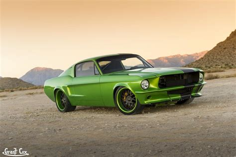 modded muscle cars image gallery restomod cars