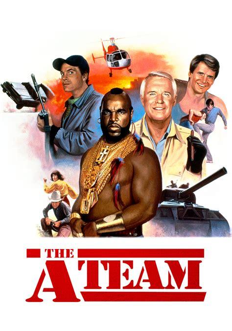 The A Team Tv Series the a team tv fanart fanart tv
