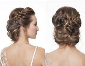 Galerry peinados boda con trenzas