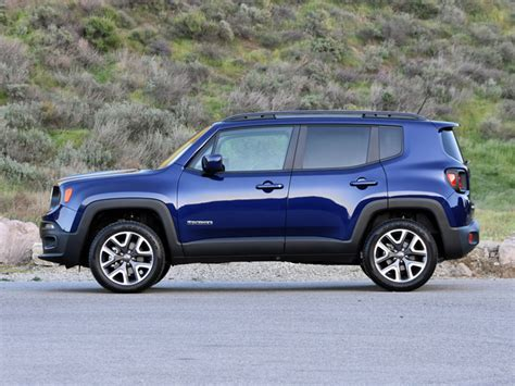 jeep crossover 2016 2016 jeep renegade test drive review cargurus