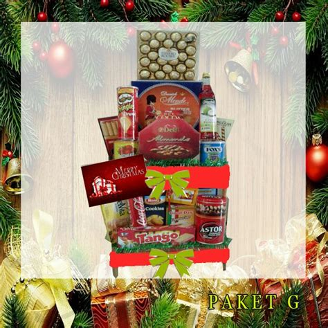 parcel natal 2017 tahun baru 2018 paket g 085959000628