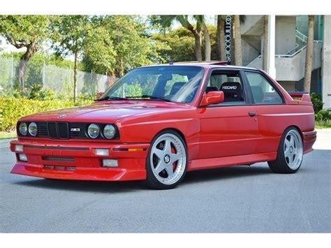 Bmw M3 For Sale Los Angeles 1988 bmw m3 e30 classic car los angeles ca 90021