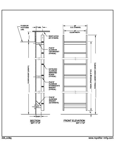 osha section 11c osha ladder cage quotes