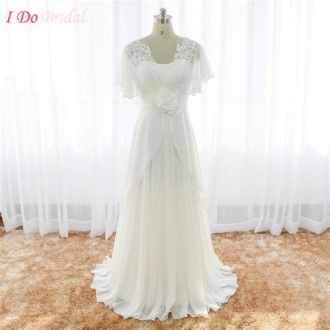 Where To Get Wedding Dresses by Get Cheap Boho Wedding Dress Plus Size