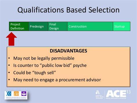 design and build procurement quality design build procurement approaches