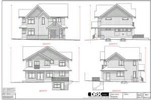 In Law Suite House Plans Heat Recovery Ventilator Modern Vancouver Houses