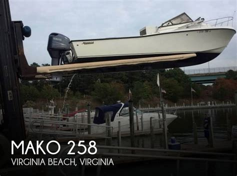 fishing boats for sale in virginia beach mako 258 for sale in virginia beach va for 16 300 pop