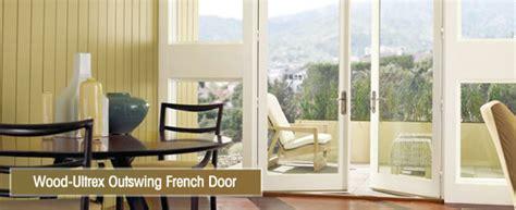 Marvin Patio Door Prices Integrity Wood Ultrex Outswing Door