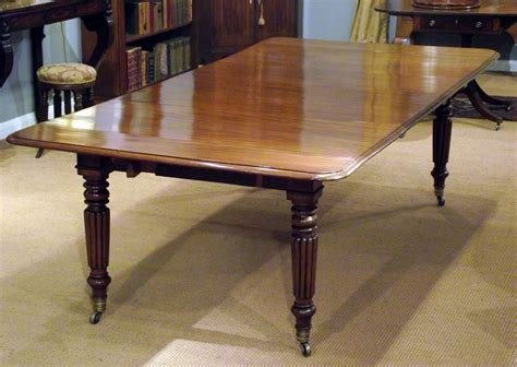 Antique Dining Tables Uk Antique Mahogany Extending Dining Table Seating 10 To 12