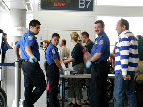 tsa rejects arming officers after lax shooting kpbs