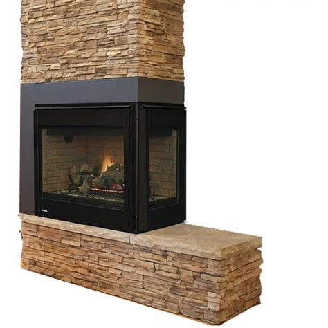 Superior Direct Vent Gas Fireplace by Ihp Superior Drt3500 Multi View Direct Vent Gas Fireplace