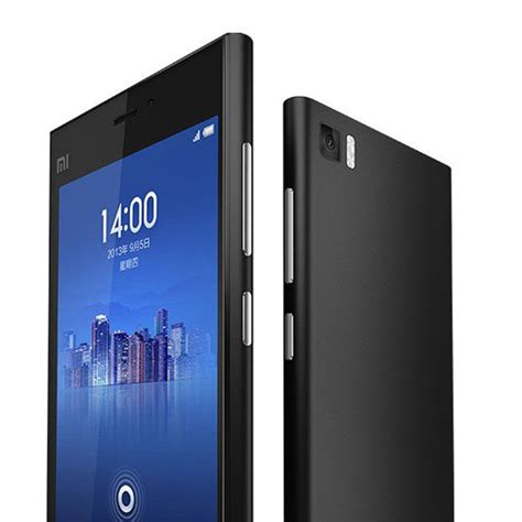 Dan Spesifikasi Hp Xiaomi xiaomi mi3 harga dan spesifikasi pertengahan september