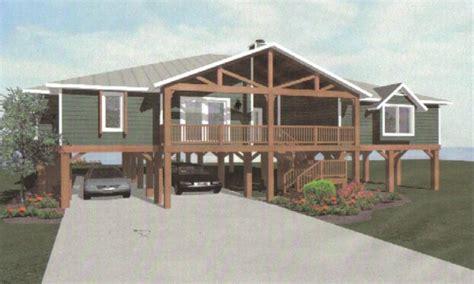 beach house plans on piers modern beach house plans beach style house plan 3 beds 2