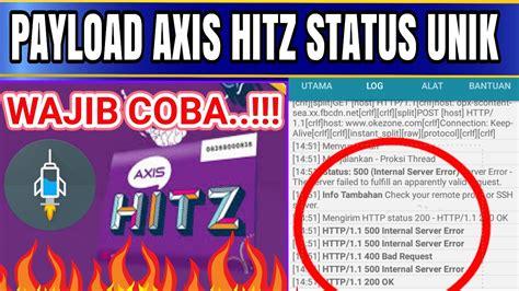 injektor axis hitz update payload unik axis hitz status banyak http injector