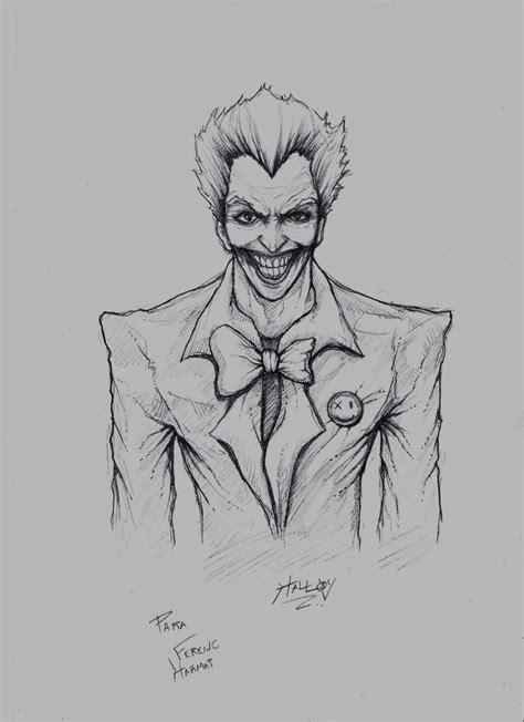 imagenes a lapiz del joker mis nuevos dibujos d martes 24 03 2015 arte y