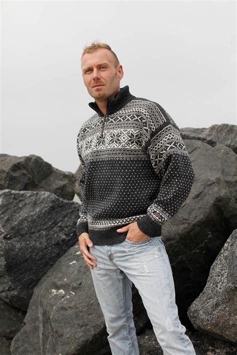 norwegian pattern jumper genuine norwegian jumper with telemark pattern of pure new