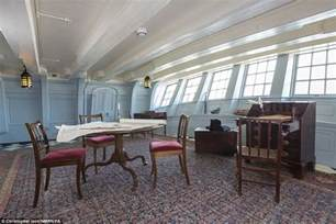 hms victory allows visitors to see new parts of lord