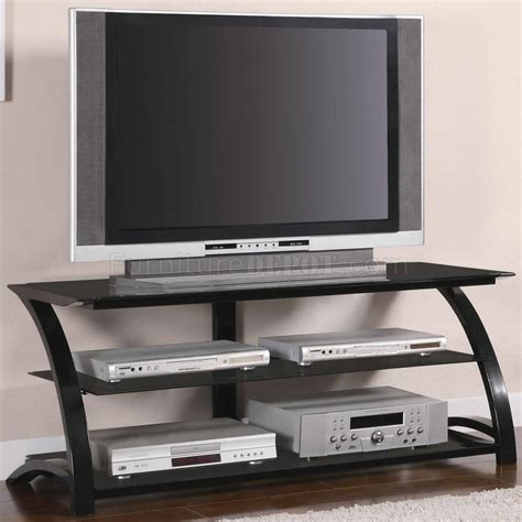 Dining Room Sets Rooms To Go by Black Tempered Glass Amp Metal Base Modern Tv Stand W Shelves