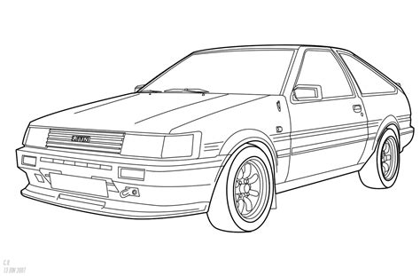 toyota car coloring page 12 images of toyota supra car coloring pages fast and