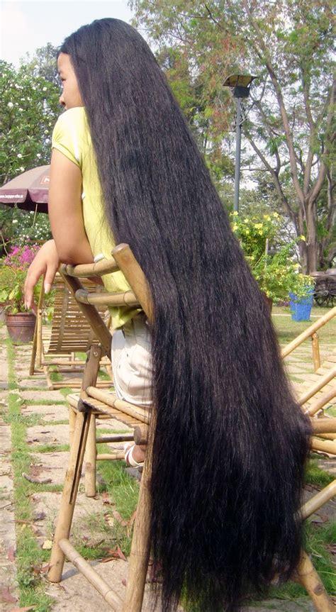 long haired women hall  fame hoai