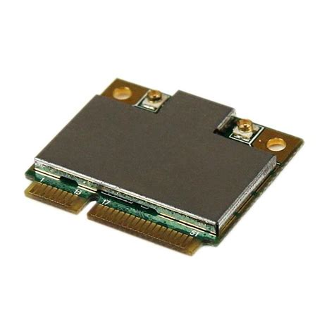 Wifi Card Pci Express mini pci express wireless n card network adapter cards startech united kingdom