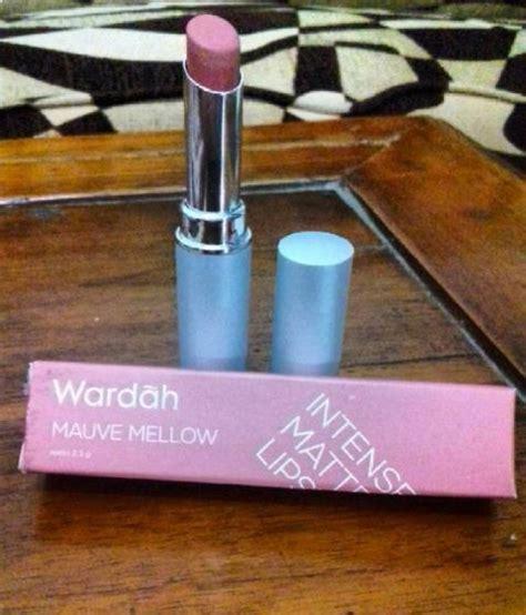 Harga Wardah Mauve On daftar harga lipstik wardah warna terbaru oktober 2018