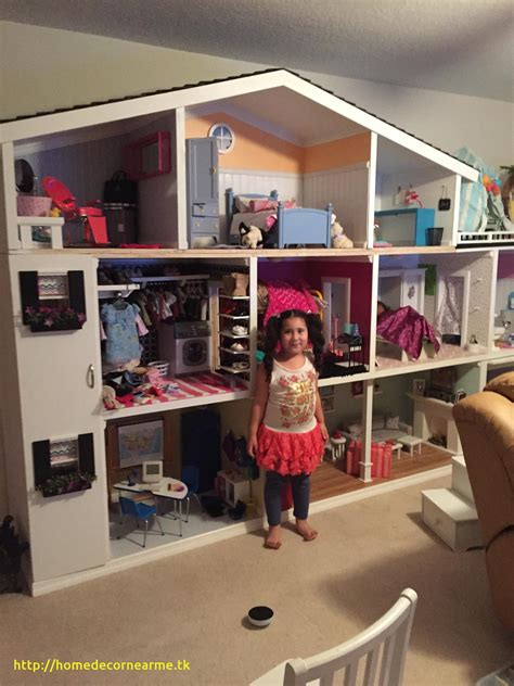 how to make a cheap dollhouse for american girl dolls cheap american girl doll houses updated house for rent