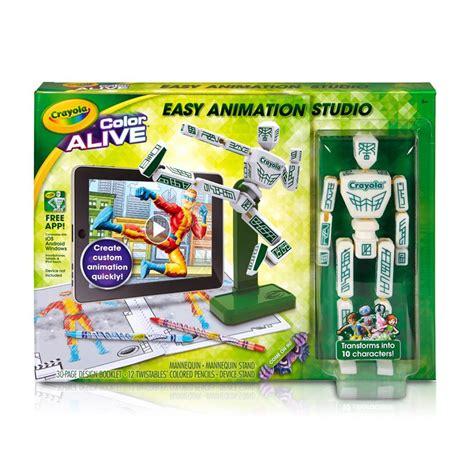 crayola color alive easy animation studio standard packaging ebay