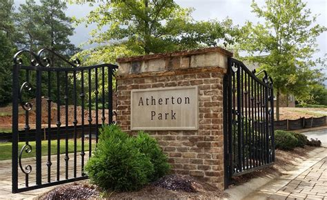 atherton park roswell enclave by km homes fulton