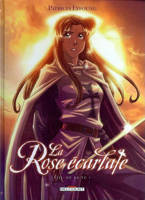 la rose carlate tome 275600572x la rose carlate tome 8 187 telecharger livres bd comics mangas magazines