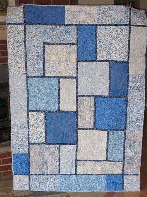 Modern Quilts And Coverlets Easy Big Block Quilts Boltonphoenixtheatre Com