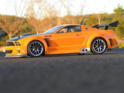 Rc Aufkleber Anbringen by Autos E Modelle Karosserien On Road 1 10 H17504 Ford