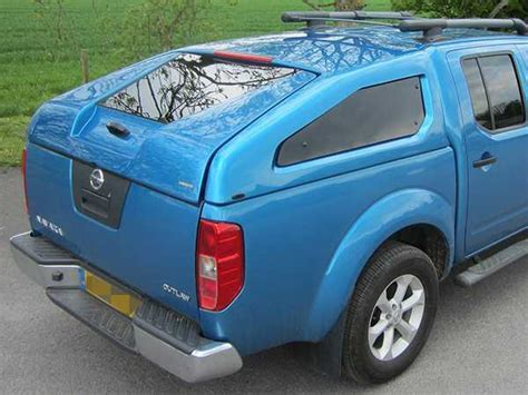 navara nissan modified nissan navara super sport hard top double cab