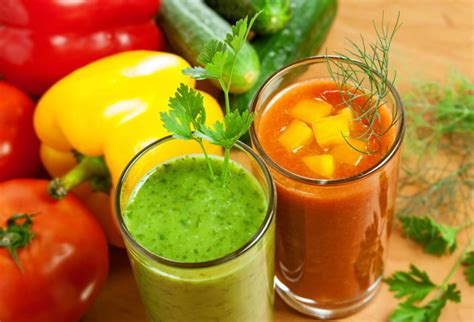 Detox With Fruits And Vegetables Juicing by Best Juice Cleanse Recipes And Benefits
