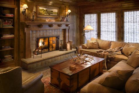 rustic living room ideas homeoofficee