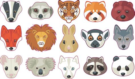 Sticker Small 15x small animal vinyl stickers and decals stickertalk 174