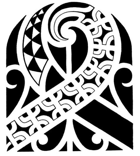 tribal tattoo numbers 50 best images about polynesian designs on