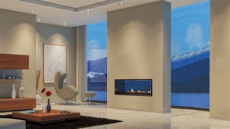 Indoor Outdoor Sided Fireplace by Sided Indoor Outdoor Fireplace Fireplace Design Ideas