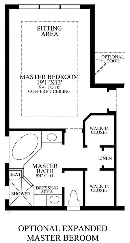 master bedroom and bathroom floor plans master bedroom and bath wouldn t need the bathtub house add on master suite layout